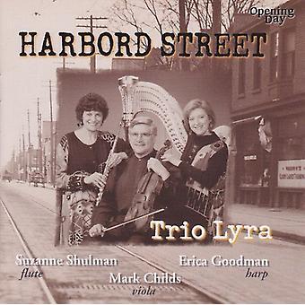 Trio Lyra - Harbord Street [CD] USA import