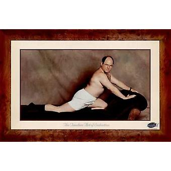 George Costanza The Timeless Art Of Seduction Poster Poster Print
