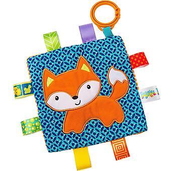 Taggies Crinkle Fox