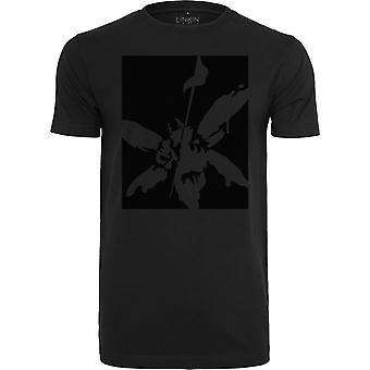 Merchcode shirt - Linkin Park Street Soldier black