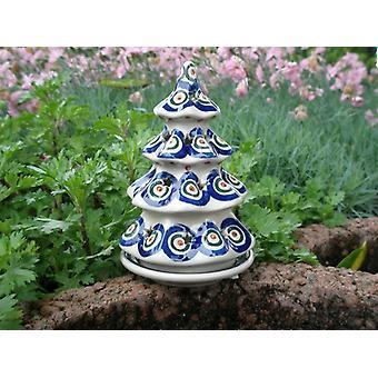 Windlicht Tannenbaum, 15 cm ↑, Tradition 10, BSN m-903