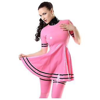 Westward Bound Mooky Latex Rubber Dress.