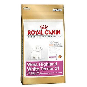 Royal Canin Westie 21 Adult Dry Dog Food 3KG