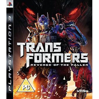 Transformers Revenge of the Fallen - The Game (PS3) - Als nieuw