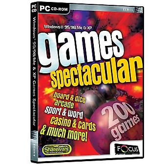 Games Spectacular (PC) - As New