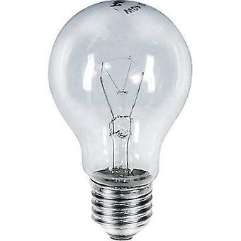 Light bulb 235 V E-27 60 W Clear Pear shape Content 1 pc(s)