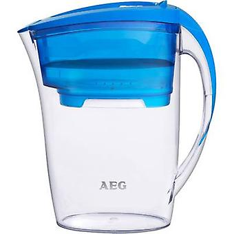 AEG AWFLJP2 - AquaSense 9001677096 Water filter 2.6 l Blue