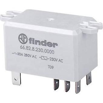 Finder 66.82.9.012.0300 plug-in relé 12 V DC 30 A 2 beslutningstakere 1 PC (er)