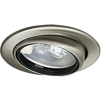 Paulmann 98474 Micro Line Recess-mount bracket LED (monochrome), HV halogen G4 20 W Iron