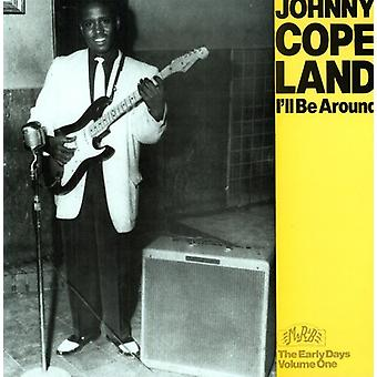Johnny Copeland - I'll importazione Be Around [Vinyl] Stati Uniti d'America