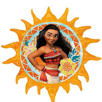 Anagram Supershape Moana Official Foil Party Balloon