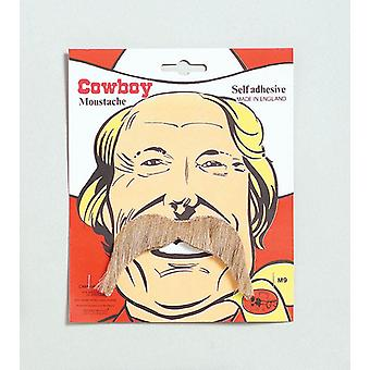 Cow-boy Tash. Blonde.