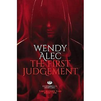 Wendy Alecin ensimmäinen tuomio - 9780310090984 Kirja