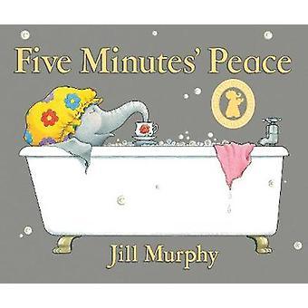Dokonać rezerwacji pokoju pięć minut przez Jill Murphy - Jill Murphy - 9781406361902