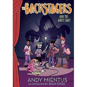 Backstagers og Ghost Light av Andy Mientus - 9781419731204 Bok