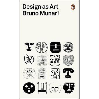 Design as Art by Bruno Munari - 9780141035819 Book