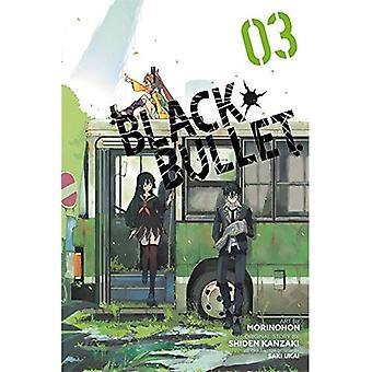 Svart kula, Vol. 3 (Manga) (svart kula