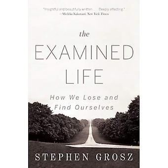 A vida examinada: Como perder e encontrar-nos