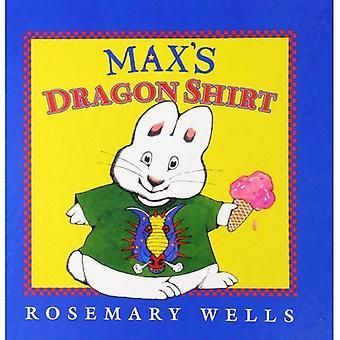 Camisa de dragão do Max (imagens Puffin Books (Pb))