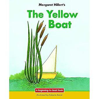 Le bateau jaune (début à lire livres)
