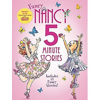 Fancy Nancy: 5 minuten durende Fancy Nancy verhalen