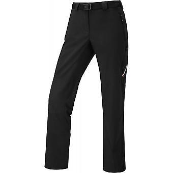 Montane Women's Terra Ridge Pant - Regular Leg - Black