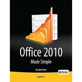 Office 2010 Made Simple by HartDavis & Guy