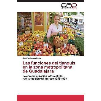 Las funciones del tianguis en la zona metropolitana de Guadalajara da Cuevas pisello Aurora