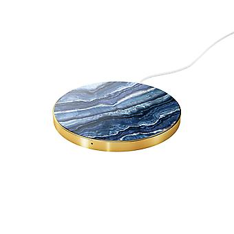 iDeal of Sweden Fashion Qi charger-Indigo Swirl