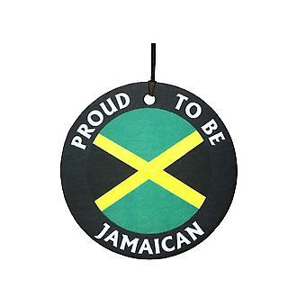 Fier d'être jamaïcain Car Air Freshener
