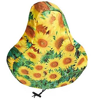 M-wave sunflower saddle cover