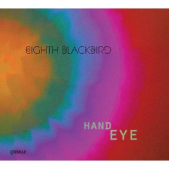 Andres, Timo / Eighth Blackbird - Hand Eye [CD] USA import