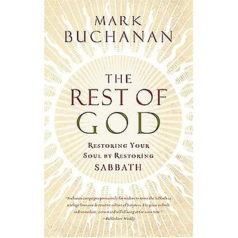 The Rest of God by Mark Buchanan - 9780849991448 Book