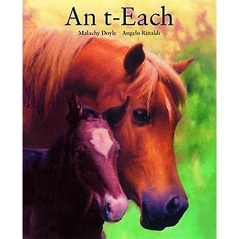 An T-each by Malachy Doyle - Angelo Rinaldi - Acair Ltd - 97808615230