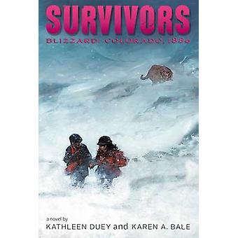 Blizzard - Colorado - 1886 af Kathleen Duey - Karen A Balle - 978148140