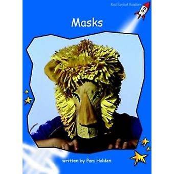 Masks - Early - Level 3 (International edition) by Pam Holden - 9781877