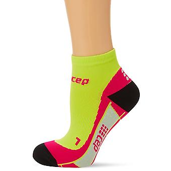 Chaussettes de compression CEP Womens Dynamic + Low Cut