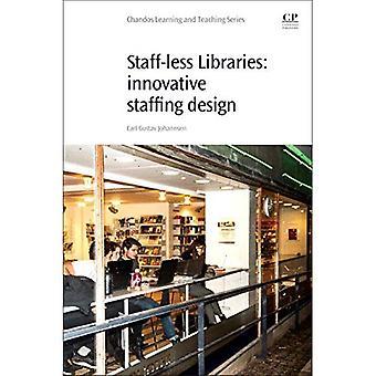 Personal-Less Bibliotheken: Innovative Personal Design
