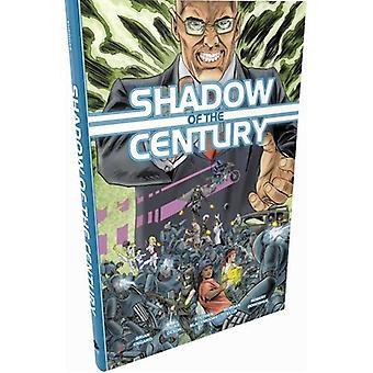 Sombra del siglo Fate núcleo RPG Book