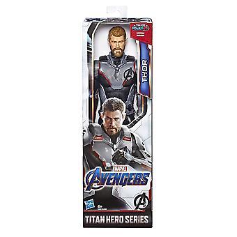 Les Avengers Endgame Titan Hero série Thor action Toy