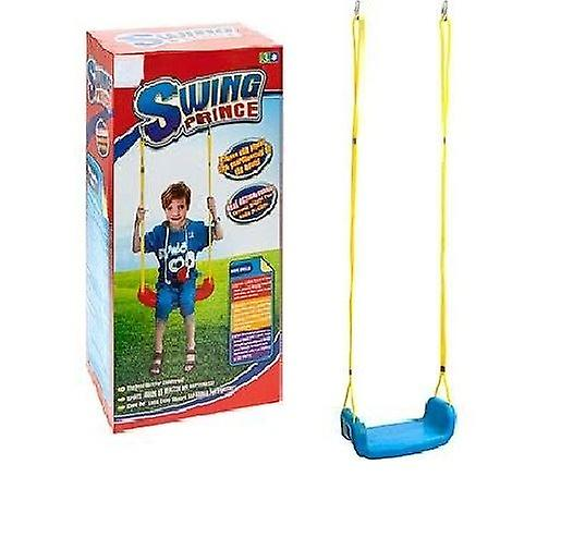 Pms Swing Prince Childs Swing Seat With Ropes