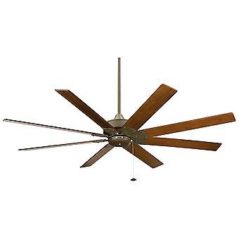 """Fanimation ceiling fan THE LEVON 160cm / 63"""" Bronze"""