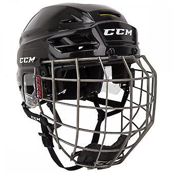 CCM tacks 310 helmet combo senior