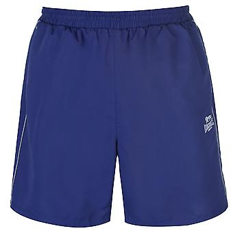 Lonsdale mens pocketed geweven shorts