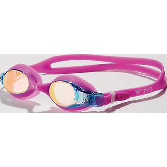 Junior Swimple Metallized Googles