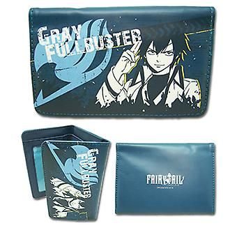 Wallet - Fairy Tail - New Gray Fullbuster Toys Anime Licensed ge61784