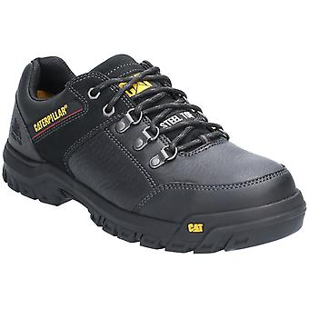 Caterpillar Mens Extension Lace Up Safety Shoe