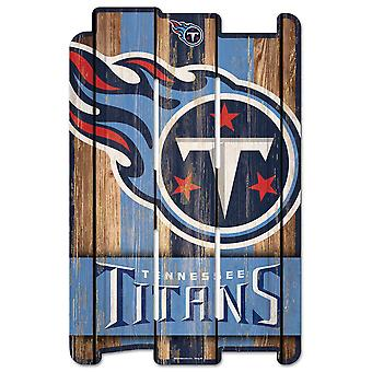 Wincraft PLANK Wood Sign Wood Sign - Tennessee Titans