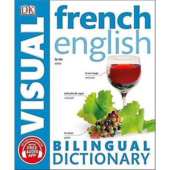 French English Bilingual Visual Dictionary by DK - 9781465459282 Book