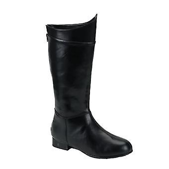 Boots Mens Black